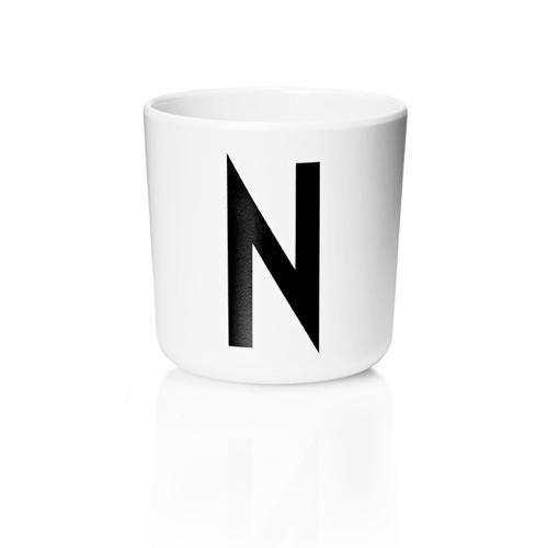 Design Letters - Personlig mugg N