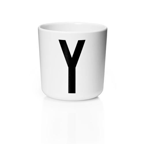 Design Letters - Personlig mugg Y