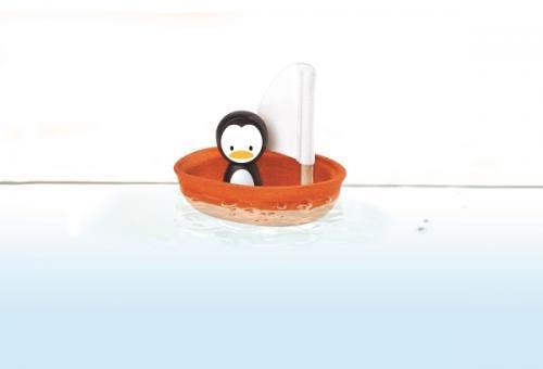segelbåt pingvin