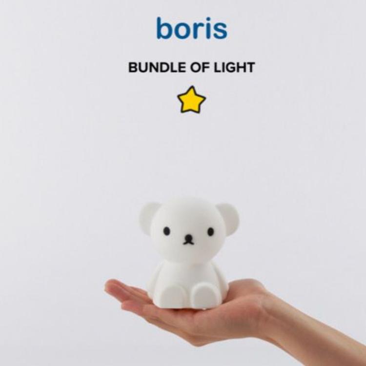 Mr Maria, mini Boris bundle of light