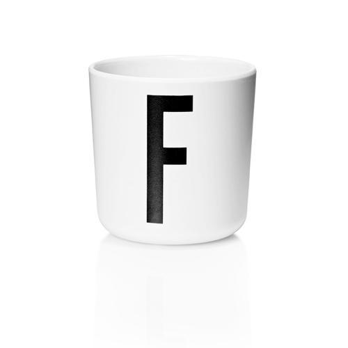 Design Letters - Personlig mugg F