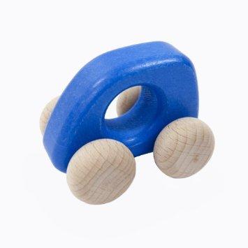Bil elipse blå