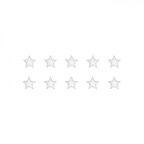 Stickstay - Stars white small