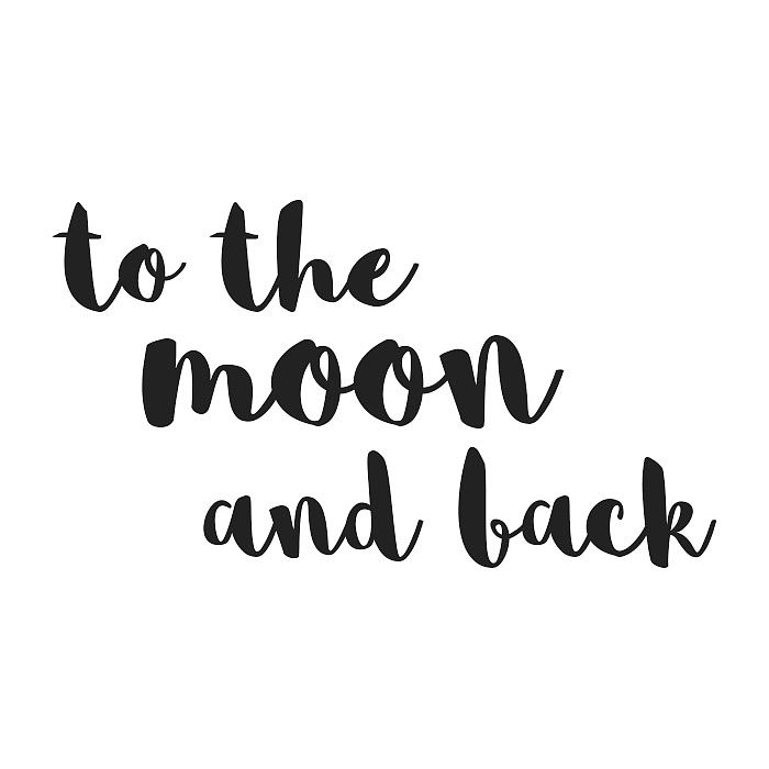 Stickstay - to the moon and back