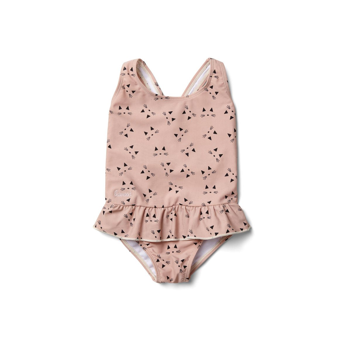 Amara swimsuit - cat rose