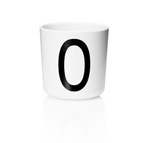 Design Letters - Personlig mugg O