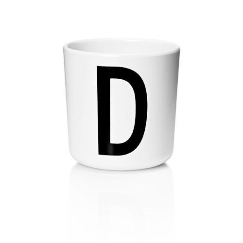 Design Letters - Personlig mugg D