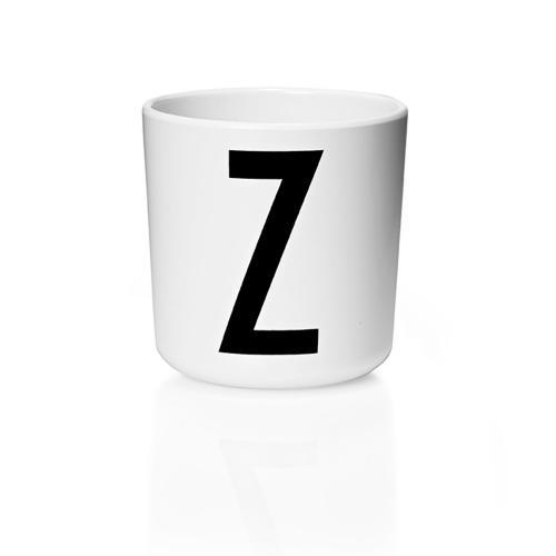 Design Letters - Personlig mugg Z