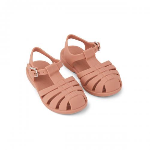Bre Beach Sandals - Tuscany rose