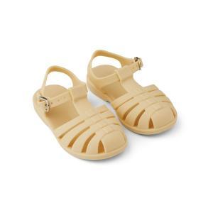 Bre Beach Sandals - Wheat yellow