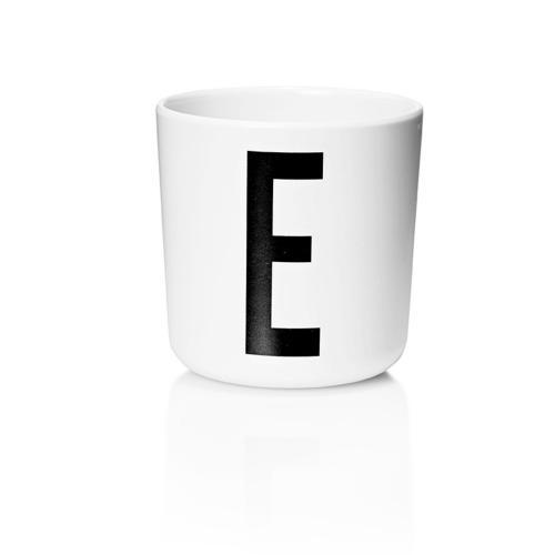 Design Letters - Personlig mugg E