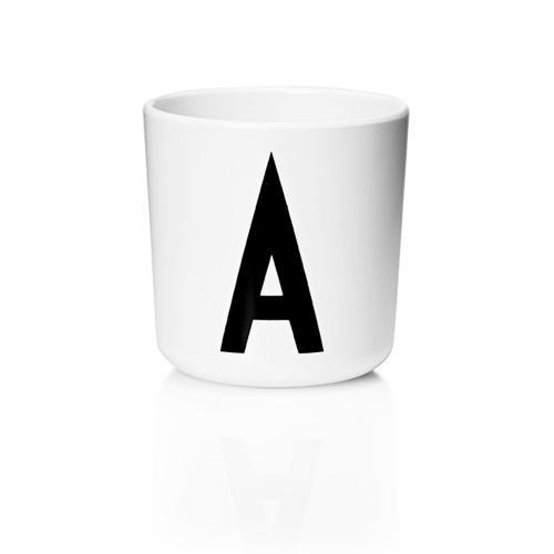 Design Letters - Personlig mugg A