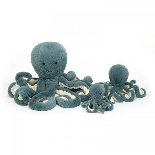 Storm octopus - small