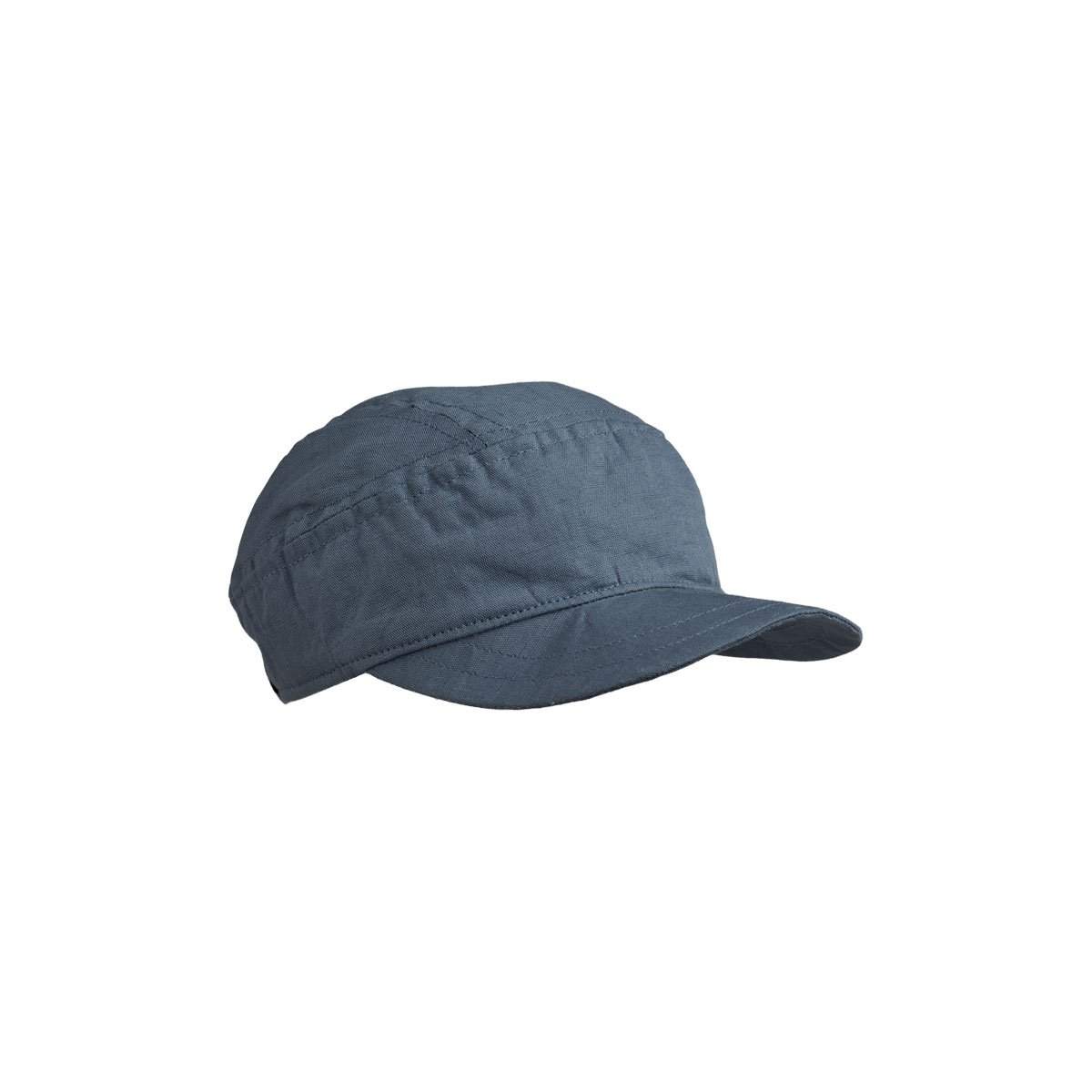 Christian soft cap - blue wave