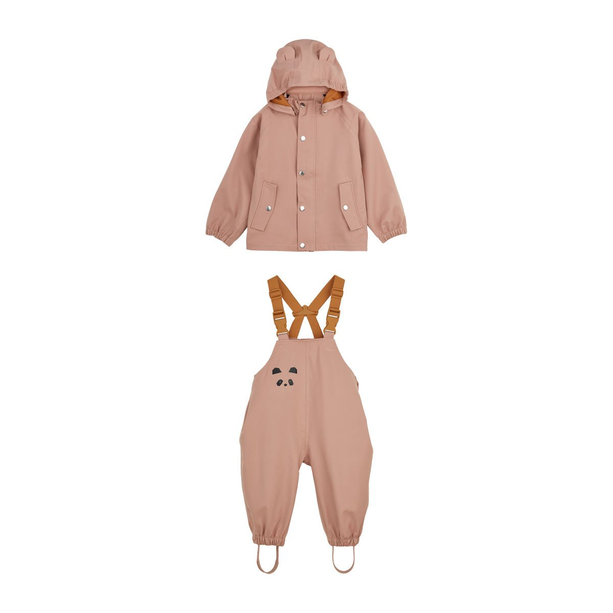 Dakota Rainwear - Mini - Dark rose