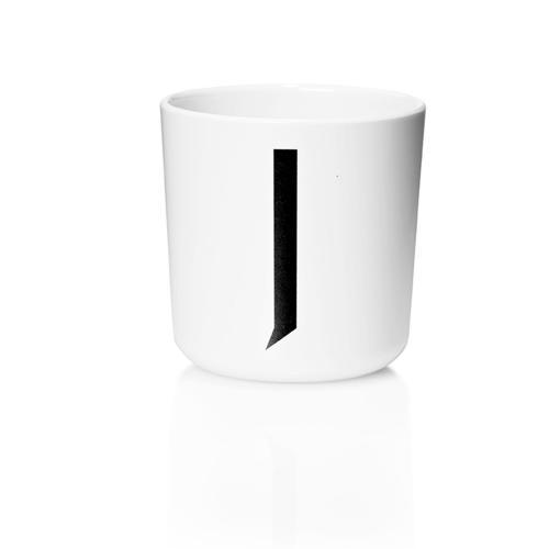 Design Letters - Personlig mugg J