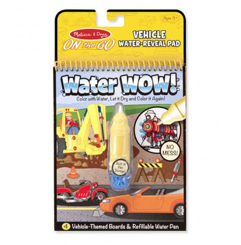 Water wow, Fordon