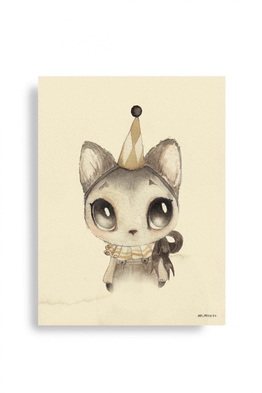 Poster Dear Meow