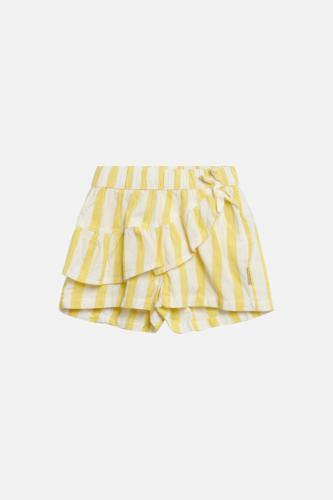 Haley shorts - gulrandiga