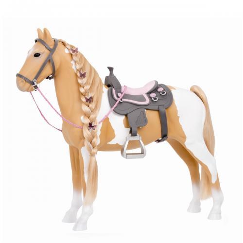 Häst Palomino