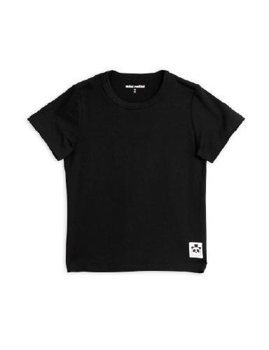 Basic T-shirt svart
