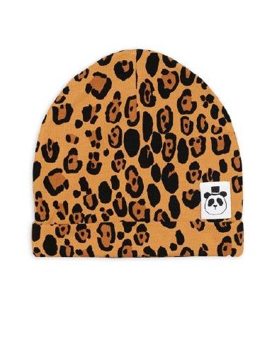Basic Leopard Beanie