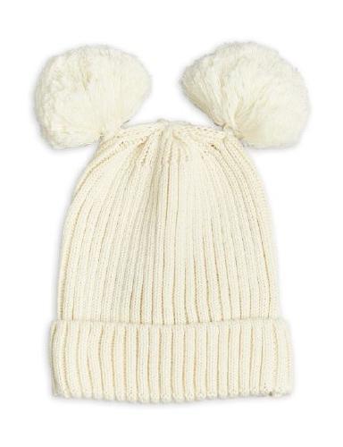 Ear hat off white