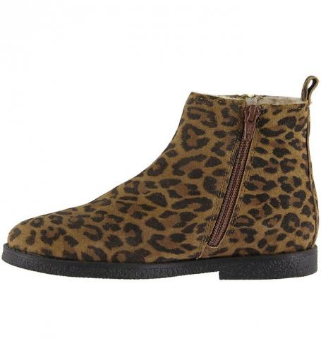 Boots - Leopard