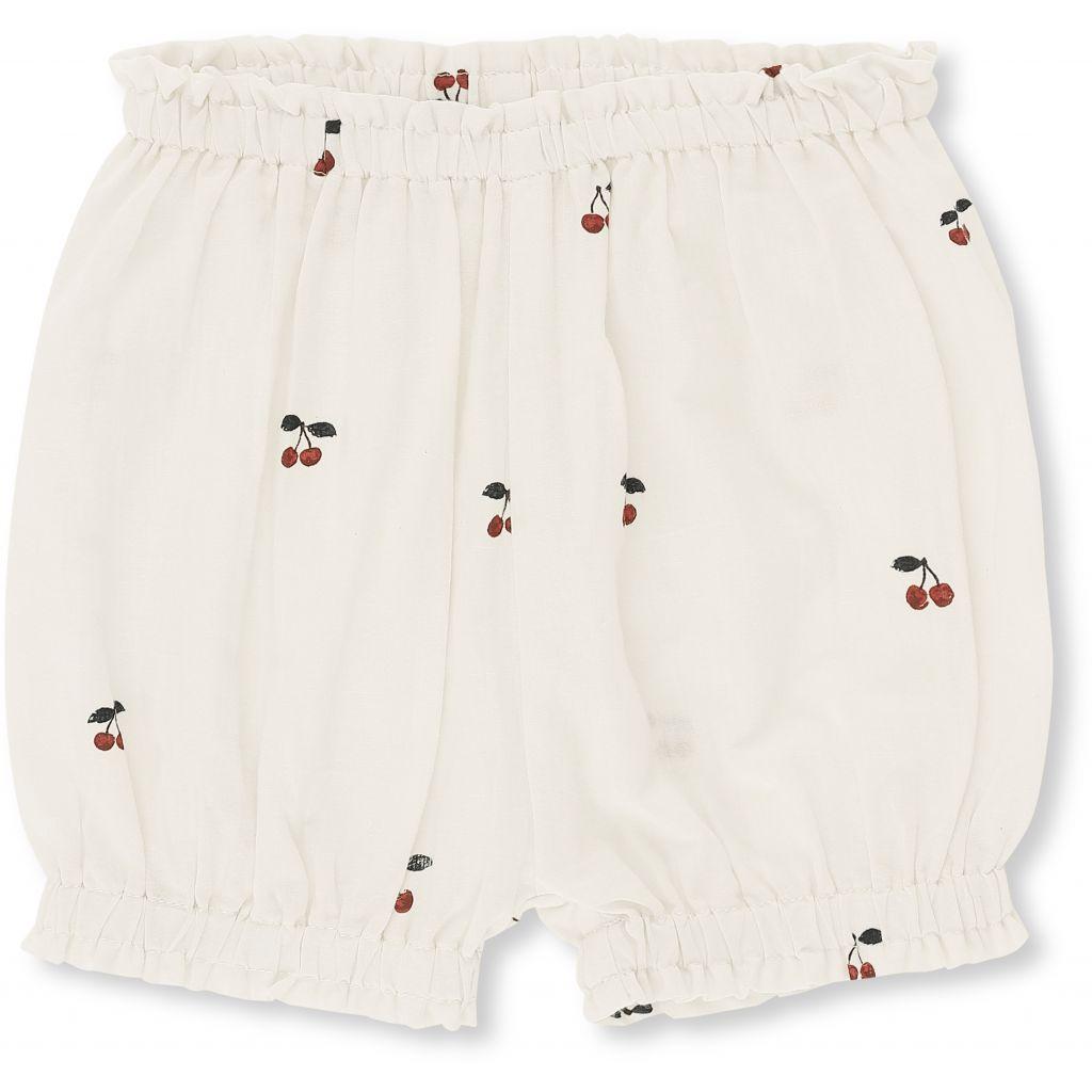 Uma frill shorts cherry