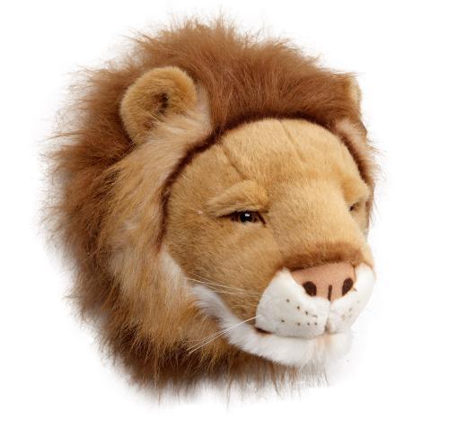 Lejon huvud