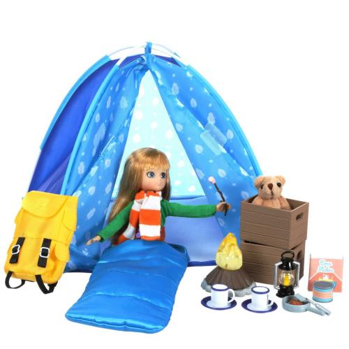 Lottie Campfire fun