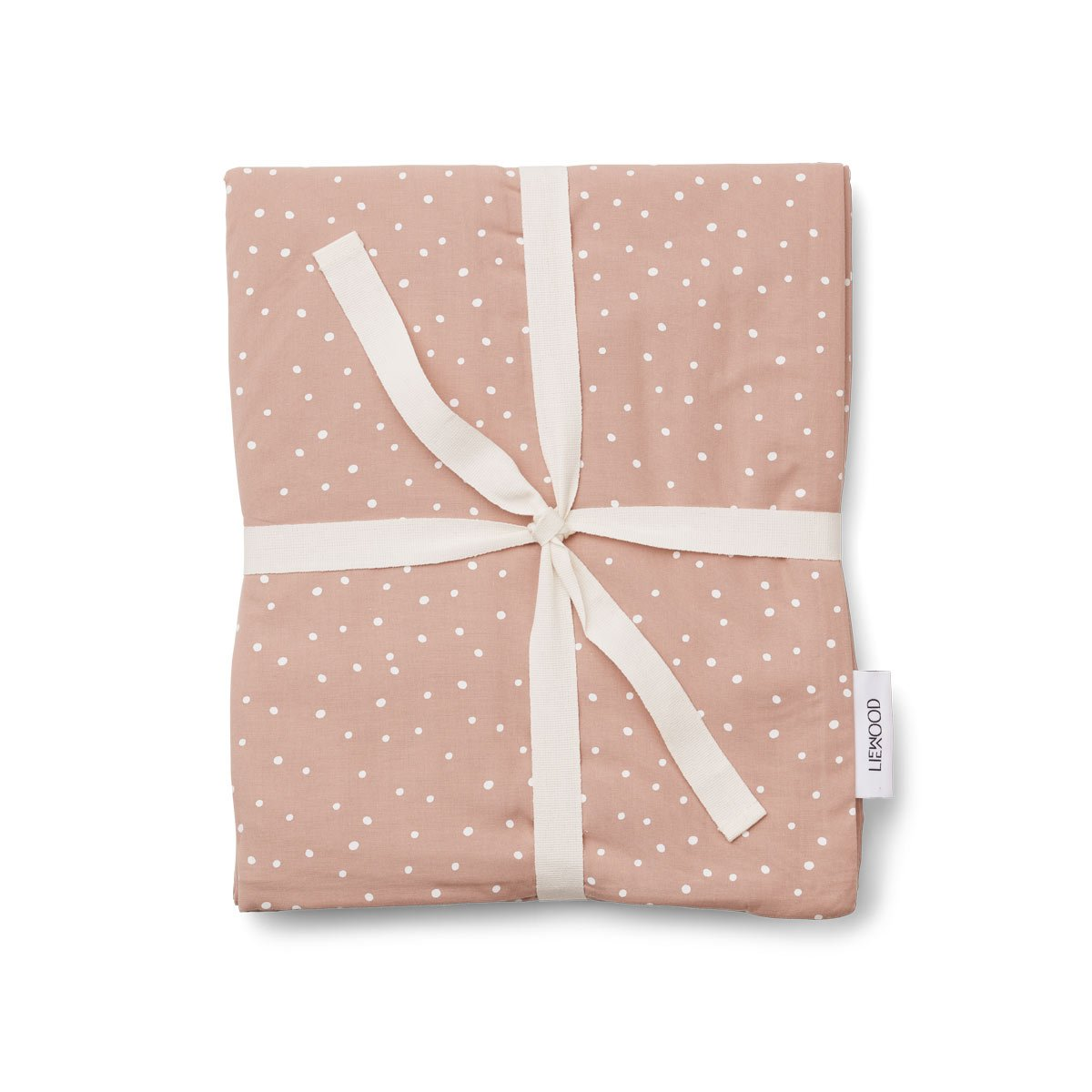 Carmen sänglinne baby - konfetti ros