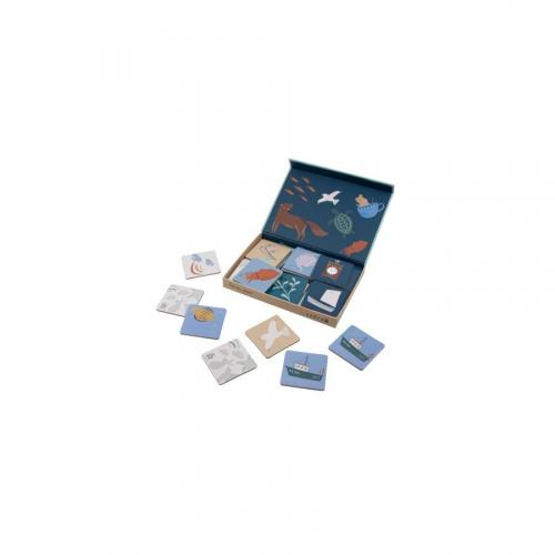 Memoryspel Seven seas/daydream