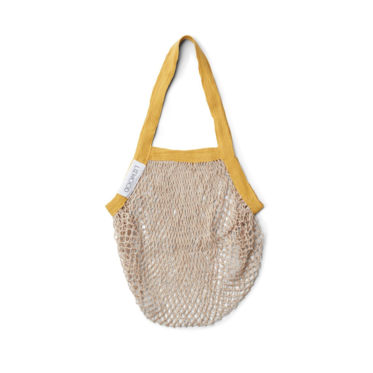 Mesi Mesh Tote Bag - Sandy