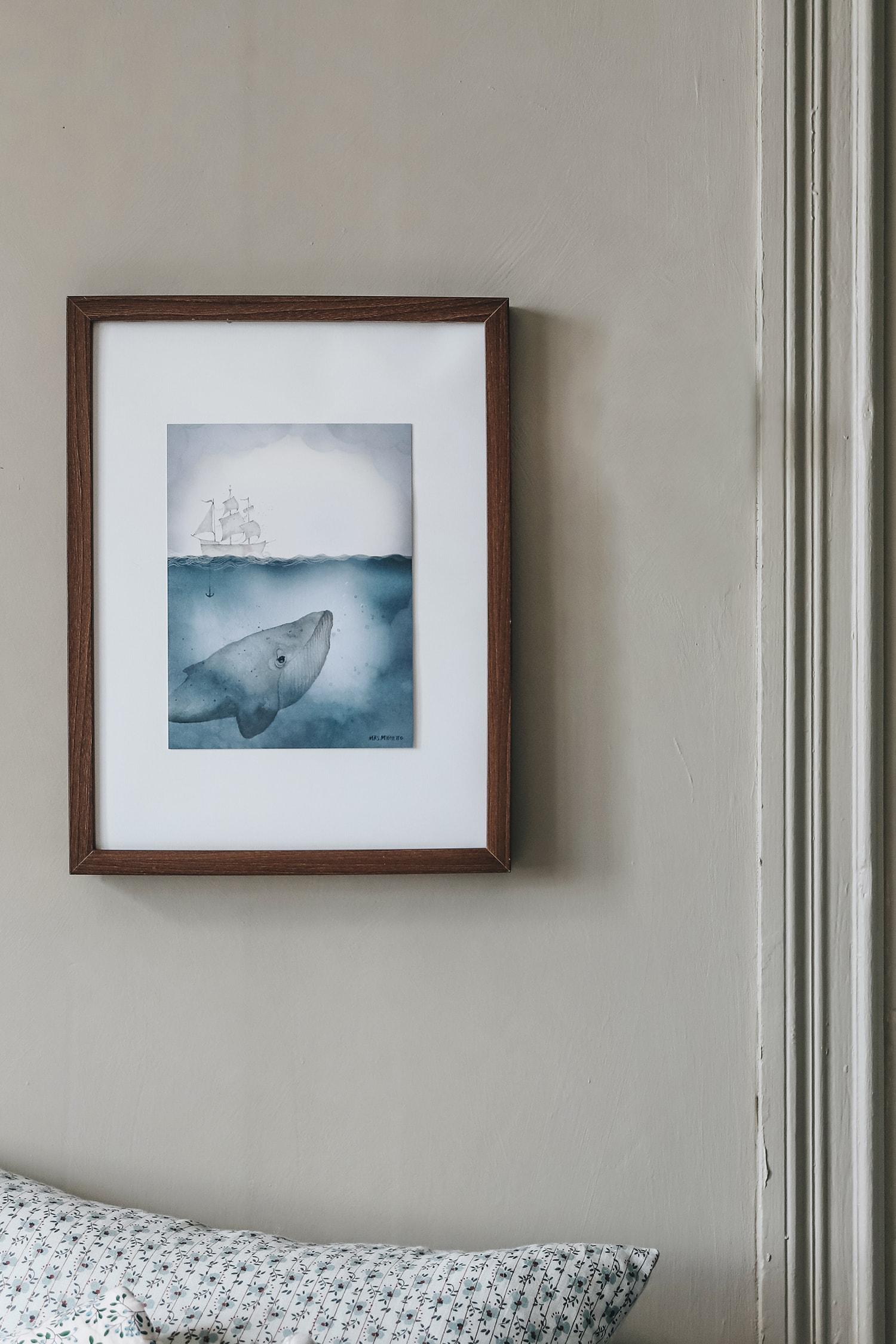 Ocean 18x24cm