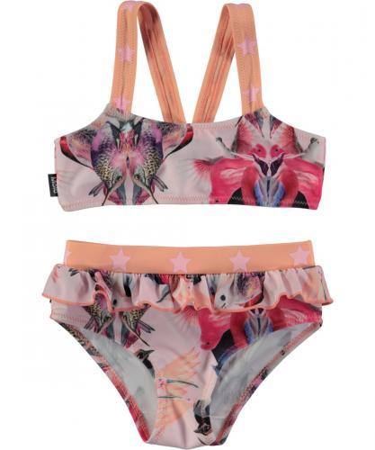 Bikini, mirror birds