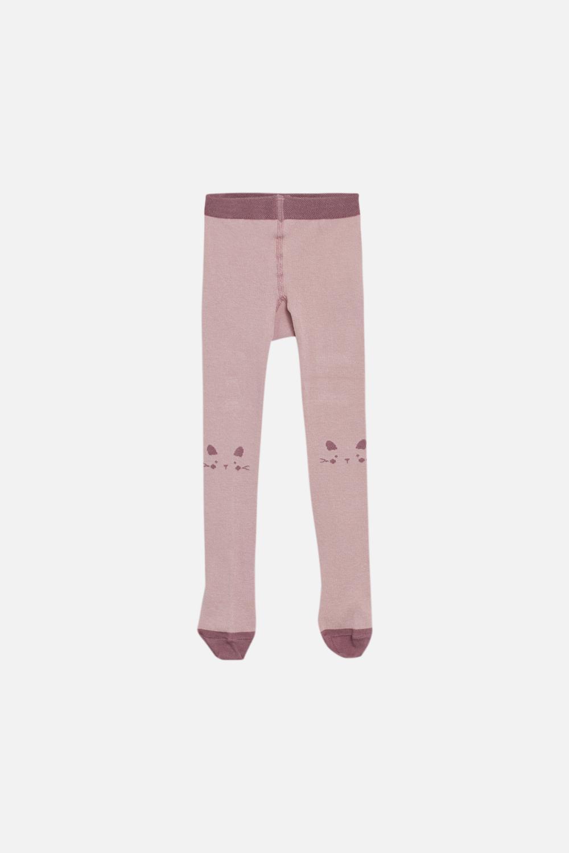 Frankie - strumpbyxor rosa