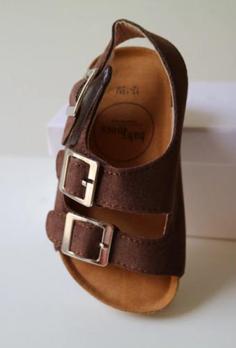 BabyMocs - Vacay sandal brown