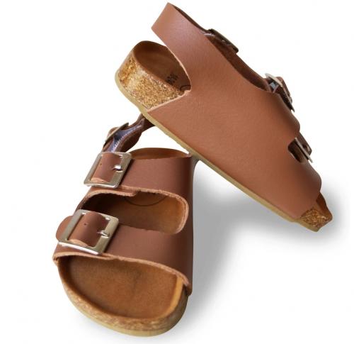 BabyMocs - Chill sandal brown