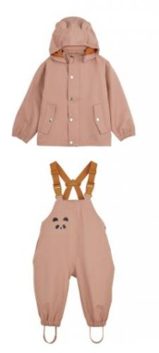 Dakota Rainwear - Junior - Dark rose