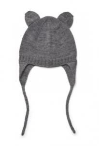 Vera bonnet - grey melange