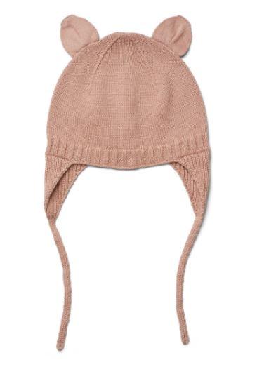 Violet bonnet - rose