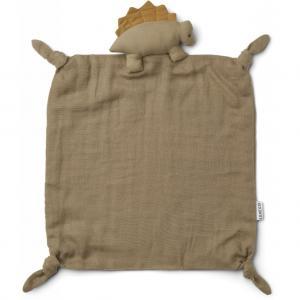 Agnete Cuddle Cloth - Dino oat