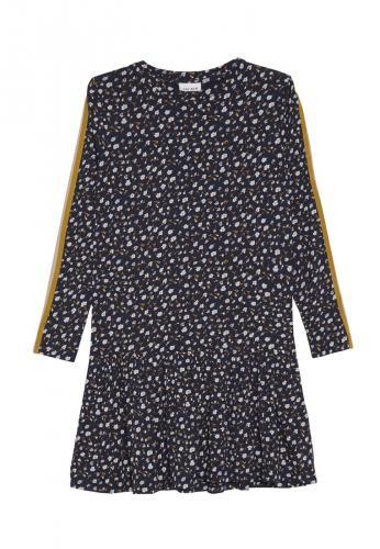 Melrose frill dress