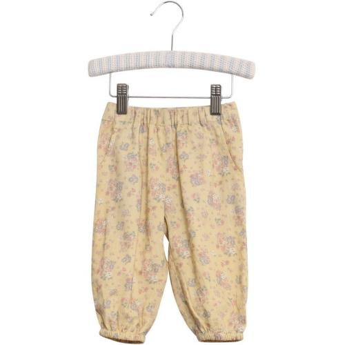 Trousers Malou, yellow sand