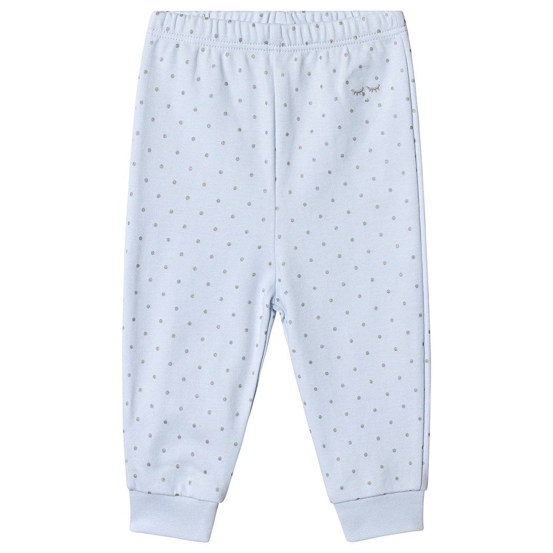 Saturday pants blue/silver dots