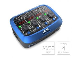 Quatro Micro Laddare 4x1S
