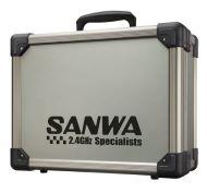 Sändarväska Aluminium Sanwa M17/MT-44
