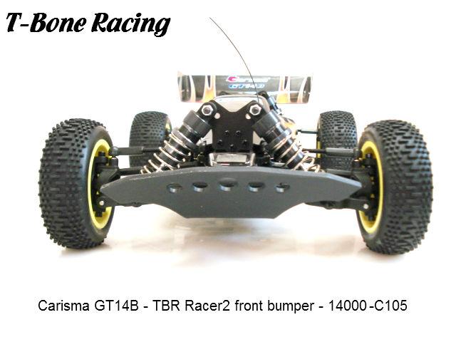 Främre Bumper. Bred. Carisma GT14B. T-Bone
