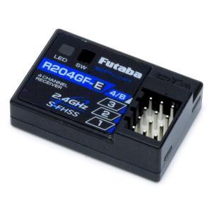 Mottagare R204GF-E 4-kanal 2.4Ghz S-FHSS Futaba